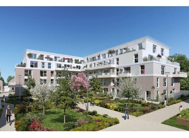 Immobilier basse consommation à Pontault-Combault