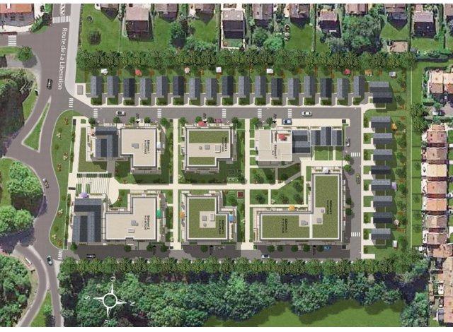 Projet éco construction Pontault-Combault