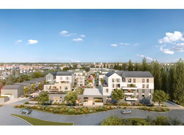 Programme immobilier loi Pinel Uni't à Pontault-Combault