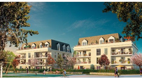 Programme immobilier loi Pinel Terra Nova à Osny