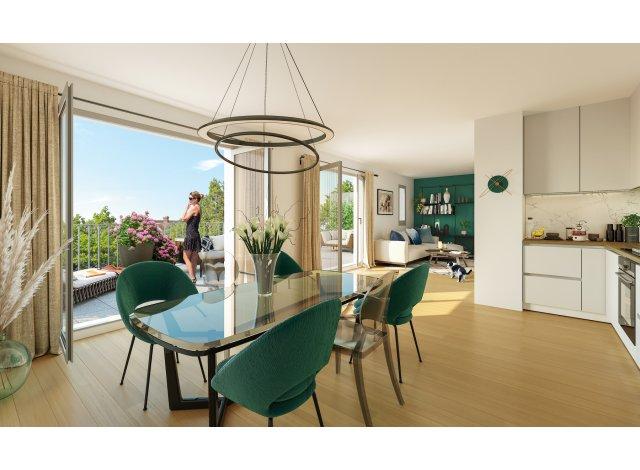 Programme immobilier loi Pinel Numero 83 à Lamorlaye