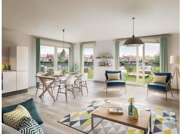 Éco habitat neuf à Quesnoy-sur-Deule