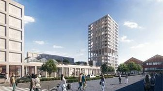 Programme immobilier neuf Connexio Lille