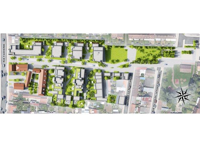 immobilier basse consommation à Hellemmes-Lille