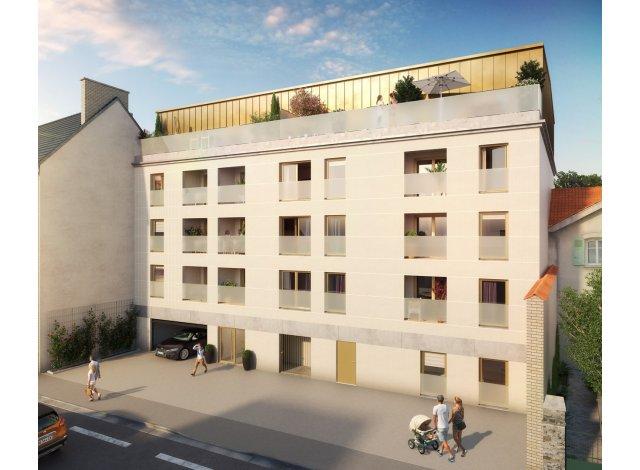 Programme immobilier loi Pinel Les Terrasses de Luton à Reims
