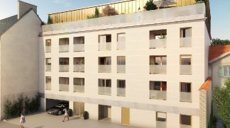 Eco habitat programme Les Terrasses de Luton Reims