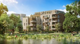 Programme immobilier neuf Park Avenue Amiens