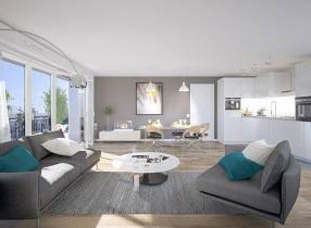 Programme immobilier neuf Residence de la Brayelle à Saint-Laurent-Blangy
