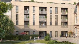 Eco habitat programme Jardin Ponsardin Reims