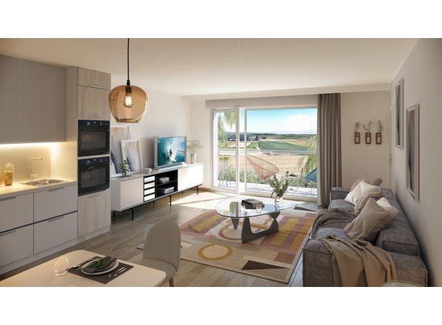 Programme immobilier loi Pinel Le 551 à Roncq