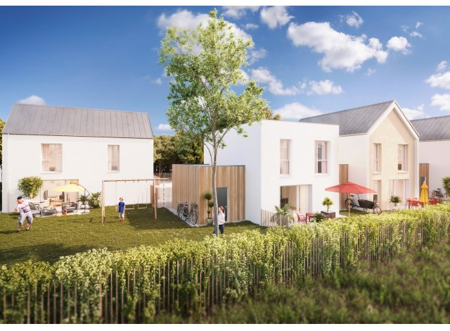 Programme immobilier neuf Le Bocage de Chomedey Troyes