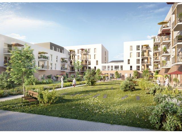Éco habitat éco-habitat Les Rosaces à Troyes