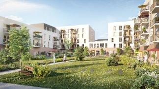 Eco habitat programme Les Rosaces Troyes