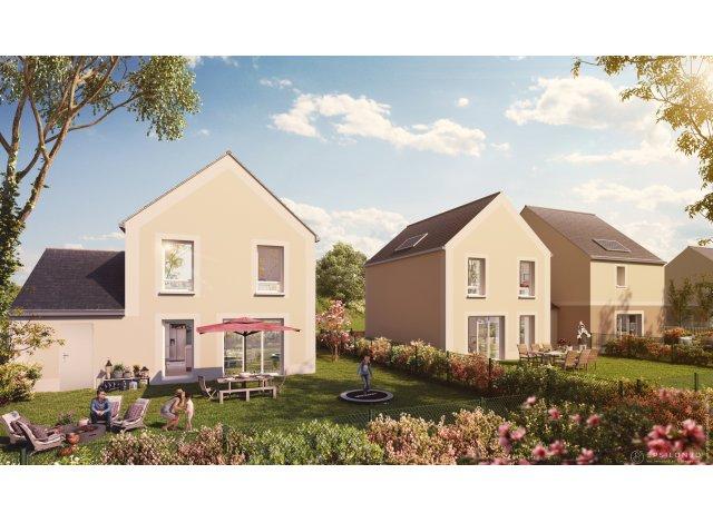Programme immobilier loi Pinel Notre Dame d'oe à Notre-Dame-d'oe