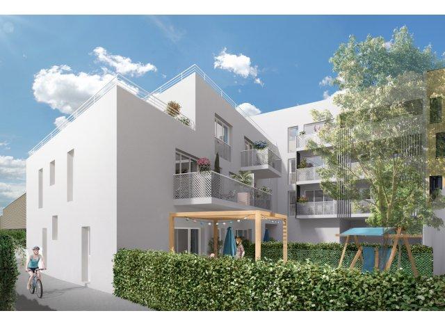 Programme immobilier loi Pinel Le 135 Sautel à La Rochelle