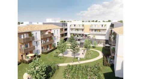 Eco habitat programme Rss les Ambres / Nexity-Aegide Cognac