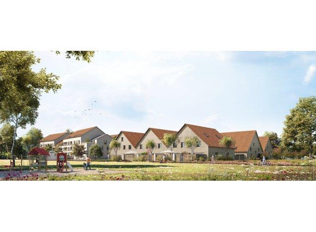 Eco habitat programme Parc' Coeur Tours