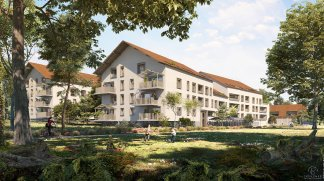 Pinel programme Parc' Coeur Tours
