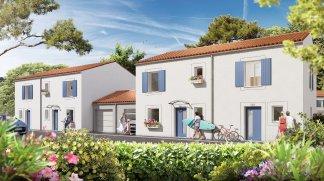 Eco habitat programme Les Hortensias Saint-Palais-sur-Mer