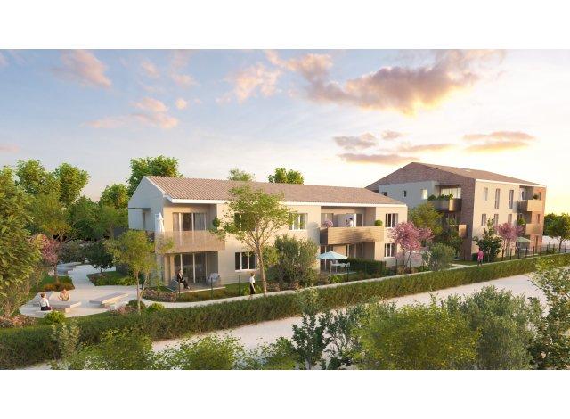 Eco habitat programme Le Domaine Floreal Toulouse