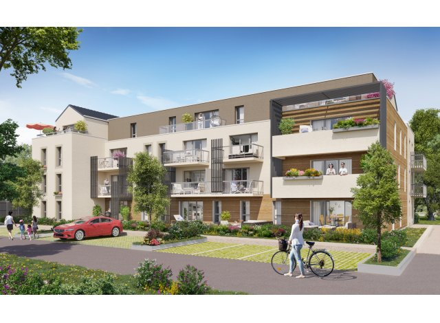 Programme immobilier neuf Ocarina Rumilly