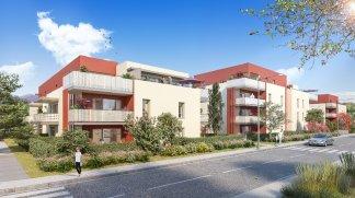 Eco habitat programme Residence Carmina Saint-Baldoph