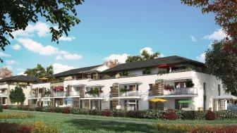 Éco habitat neuf à Segny