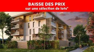 Programme immobilier neuf Mont-Domaine / les Lodges Cluses