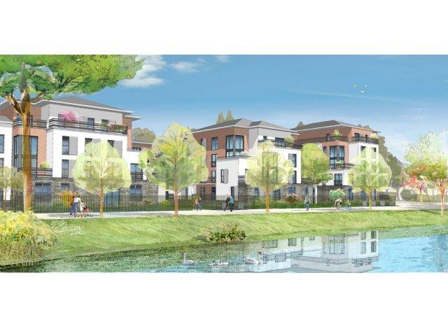 Immobilier basse consommation à Pontoise