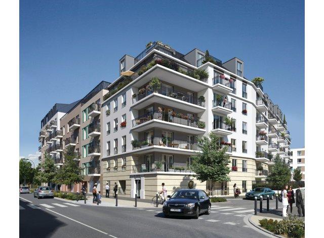 Programme immobilier loi Pinel Plaza 2 à Sartrouville