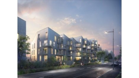 Programme immobilier neuf Neo Nacre Carrières-sous-Poissy