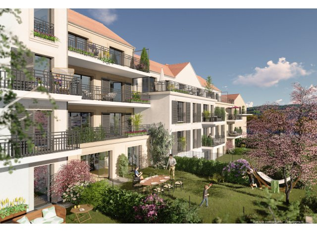Programme immobilier loi Pinel Residence Concorde à Chambourcy