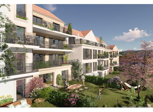 Eco habitat programme Residence Concorde Chambourcy