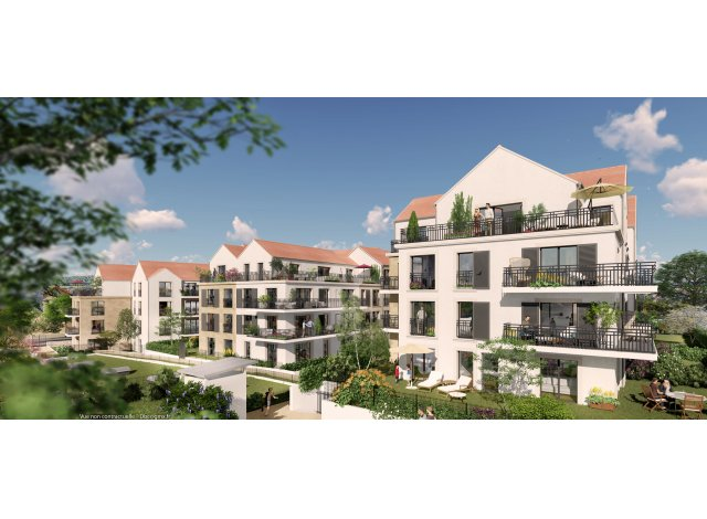 Programme immobilier neuf Residence Concorde Chambourcy