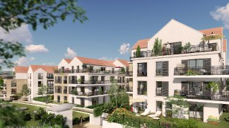 Pinel programme Residence Concorde Chambourcy