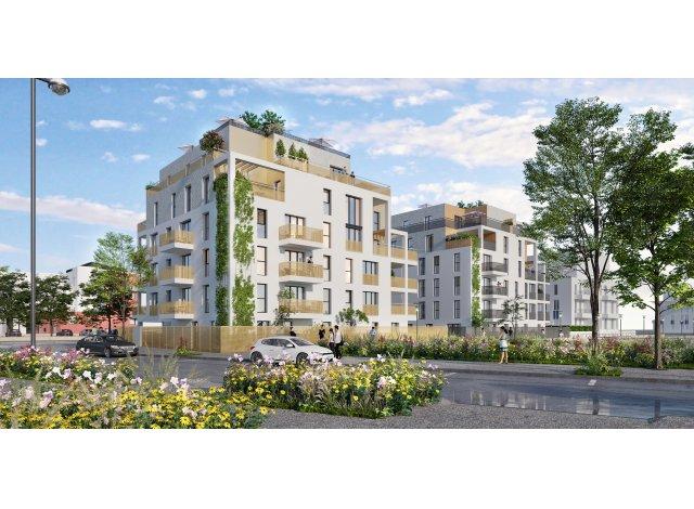 Programme immobilier loi Pinel Les Bords du Lac à Guyancourt