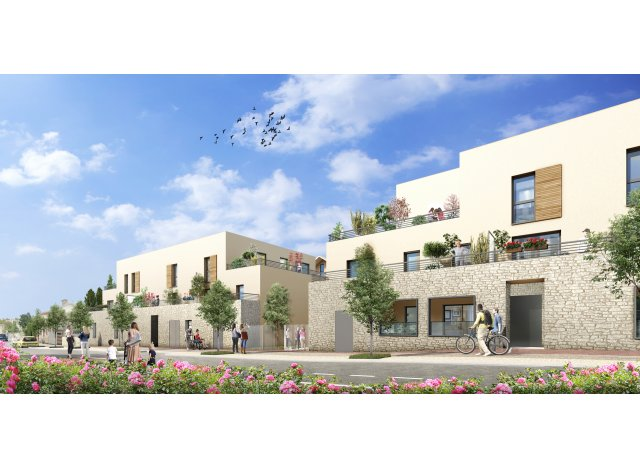 Eco habitat programme Villa Riva Saint-Germain-en-Laye