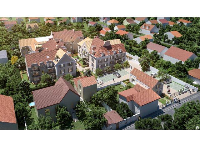 Éco habitat éco-habitat Castel Vignon à Cormeilles-en-Parisis