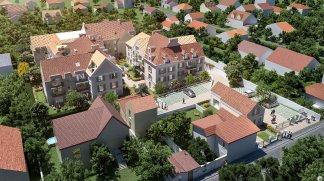 Eco habitat programme Castel Vignon Cormeilles-en-Parisis
