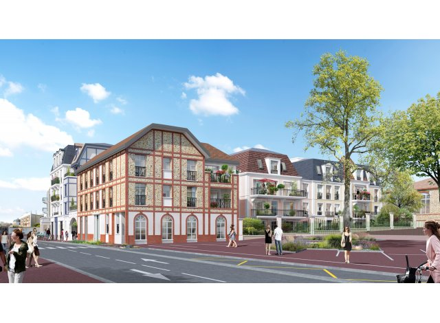 Programme immobilier neuf Stella Villiers-sur-Marne
