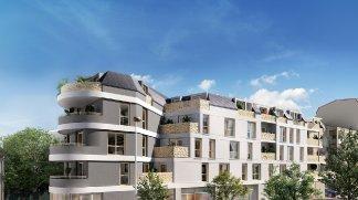 Programme immobilier neuf Amplitude Alfortville