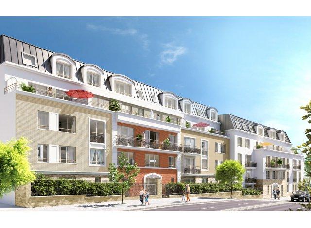 Programme immobilier loi Pinel L'Avant- Scene à Savigny-sur-Orge