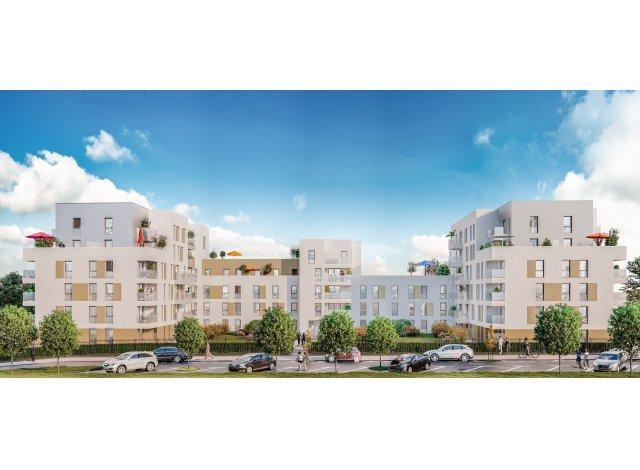 Programme immobilier loi Pinel Essentiel à Bonneuil-sur-Marne