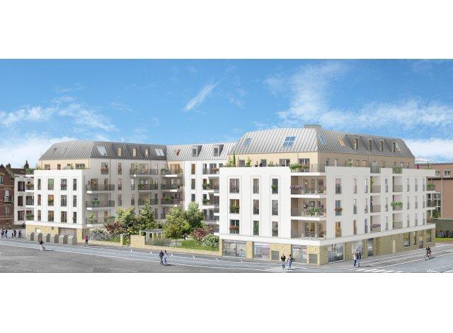 Programme immobilier loi Pinel Citea à Poissy
