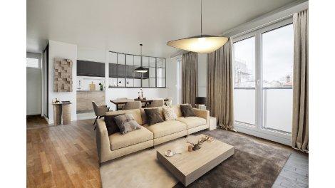 Éco habitat neuf à Enghien-les-Bains