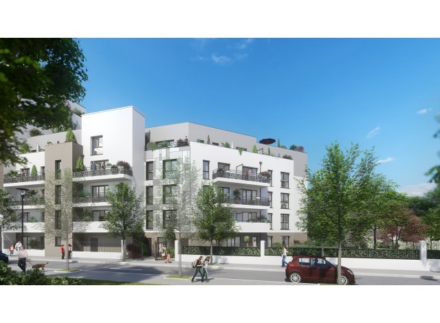 Programme immobilier neuf Green Park Champigny-sur-Marne