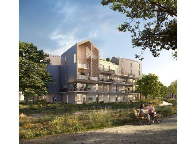 Programme immobilier loi Pinel Prestiges du Parc à Le Vésinet