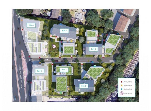 Immobilier basse consommation à Champigny-sur-Marne