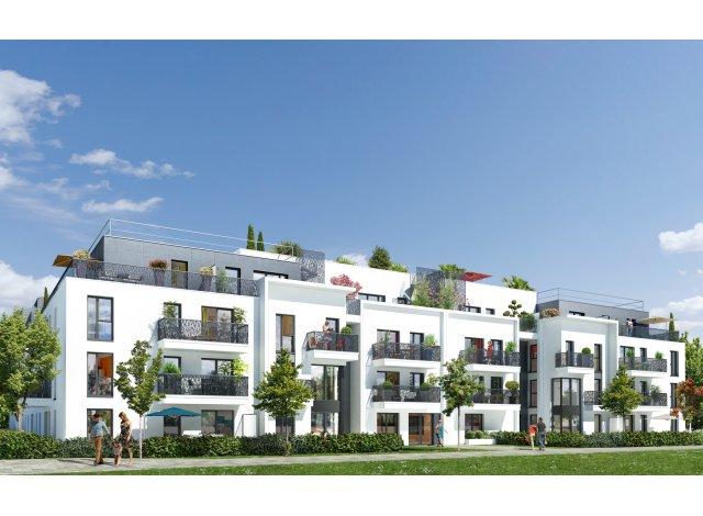 Programme immobilier loi Pinel Plein r à Houilles