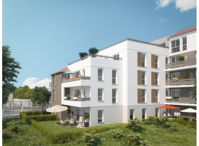 Carre aubepines livry gargan programme immobilier neuf 123668 for Trouver logement neuf